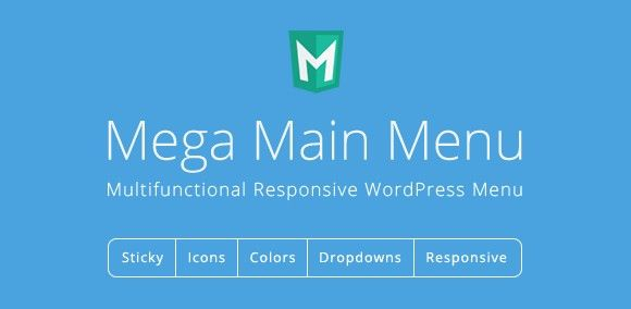 wordpress menu plugin