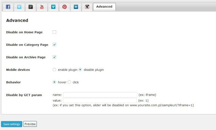 facebook likebox wordpress plugin