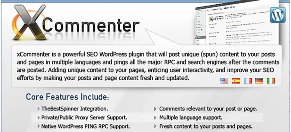 Automatically Generate Comments For WordPress Posts