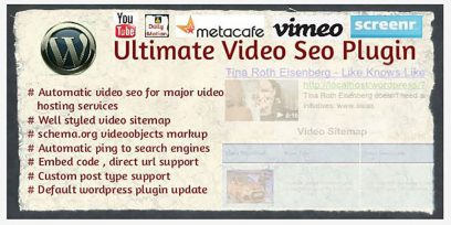 WordPress Video Sitemap
