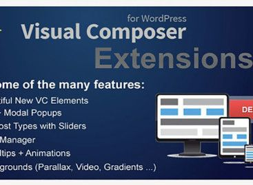 Best Visual Composer Extensions – Composium