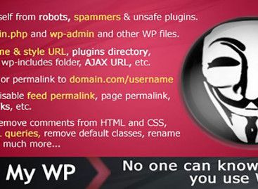 Stop Spam Registrations In WordPress By Changing Login Path