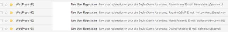 Stop Spam Registrations In WordPress Changing Login Path