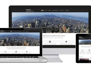 9 Best Responsive Multipurpose WordPress Themes
