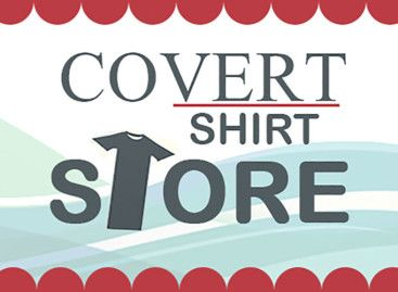 Earn Money Selling T-shirts Using Covert Shirt Store