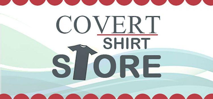 Earn Money Selling T-shirts Using Covert Shirt Store