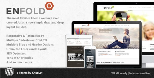 enfold premium multipurpose wordpress theme