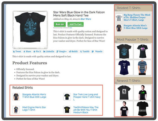 wordpress t-shirt store theme