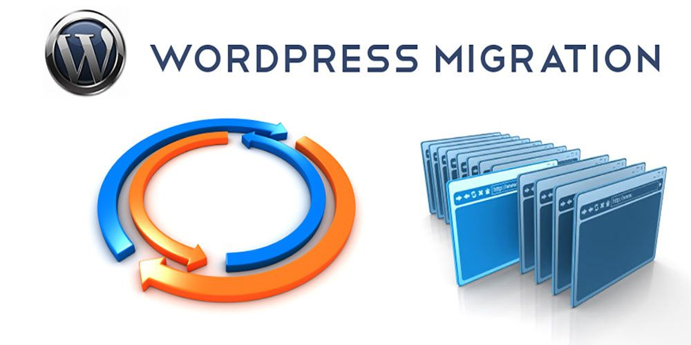 Transfer WordPress Site to New Host Free