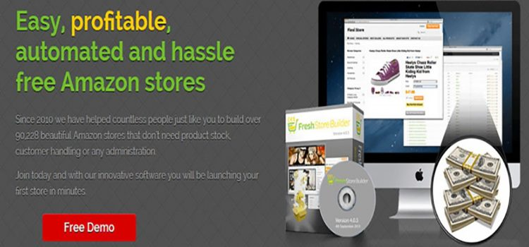 Create Amazon Affiliate Sites Using Fresh Store Builder