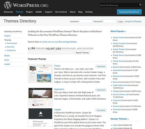 free-wordpress-themes-advantages