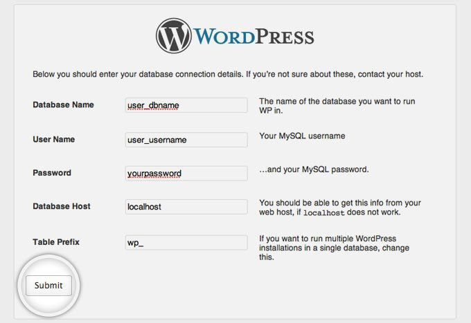 how-to-install-wordpress-on-domain-manually