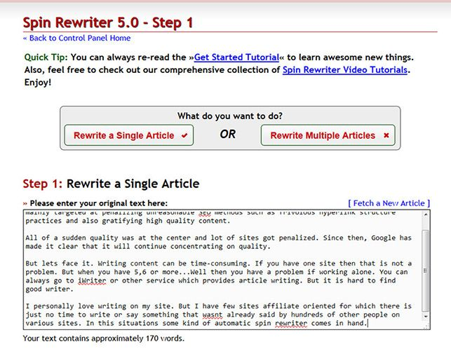 Automatically-Spin-Articles-Using-Spin-Rewriter