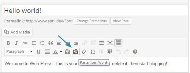 how-to-import-from-word-to-wordpress