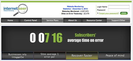 reliable-website-monitoring-service