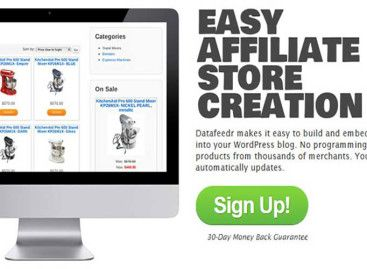 Datafeedr Review – WordPress Affiliate Store With Price Comparison From Different Merchants