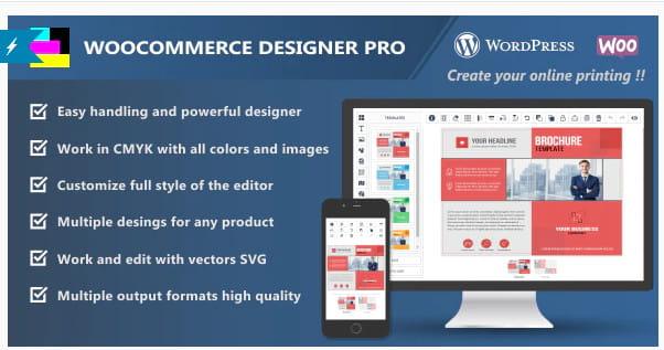 WooCommerce Designer Pro.