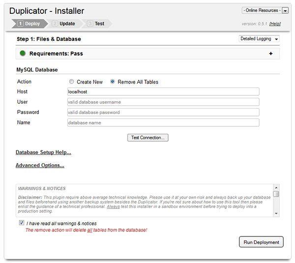 Installation-Process-of-Cloned-Site-Using-Duplicator