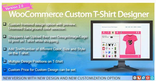 T-Shirt-Designer-Plugin