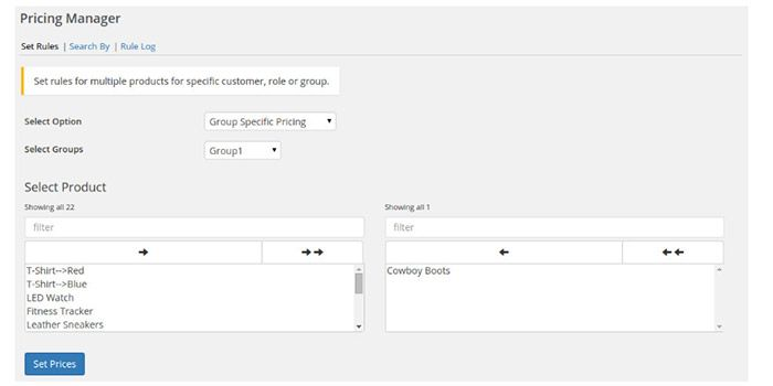 add multiple products simultaneously woocommerce