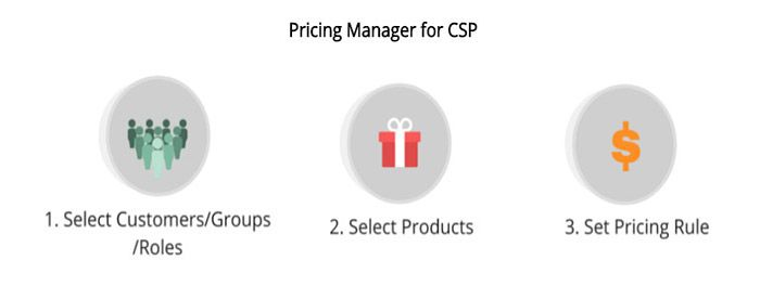cusomer specific pricing manager