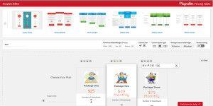 Plugmatter WordPress pricing table plugin