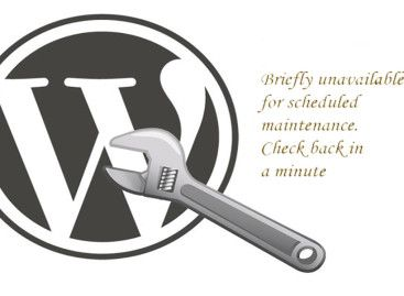 Fix Briefly Unavailable For Scheduled Maintenance WordPress Error