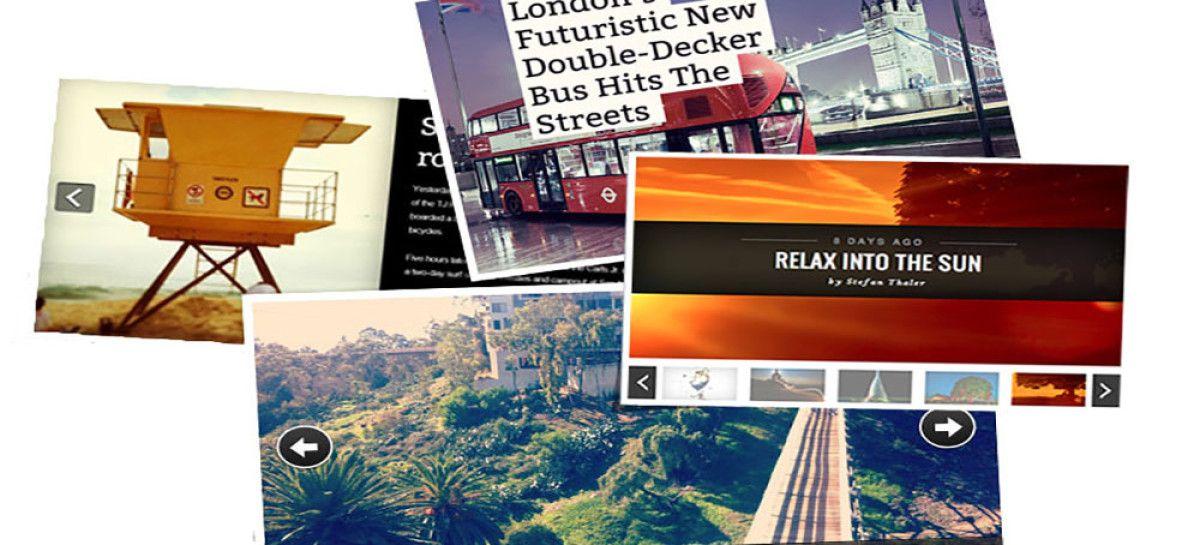 WordPress Responsive Slider – SlideDeck3 Review