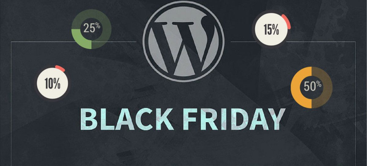 WordPress Black Friday Deals 2015