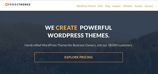 frogs-wordpress-themes