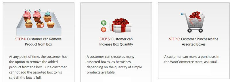 how to create free products on woocommerce