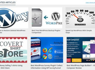 4 Best Free WordPress Related Post Plugins Comparison