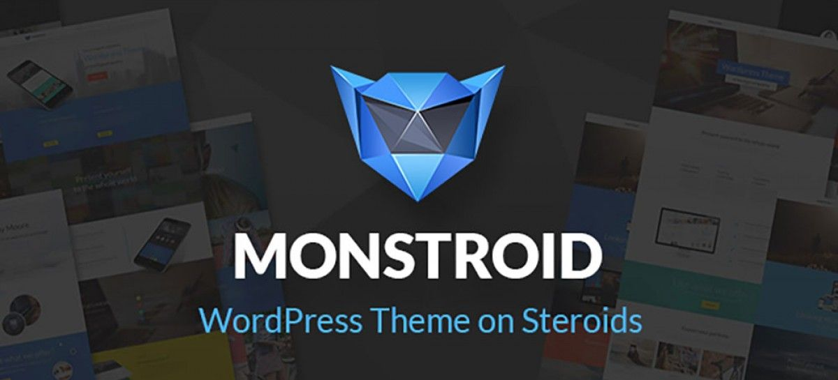 Monstroid: The Most Versatile WordPress Theme You've Ever Seen