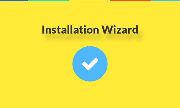 installation-Wizard