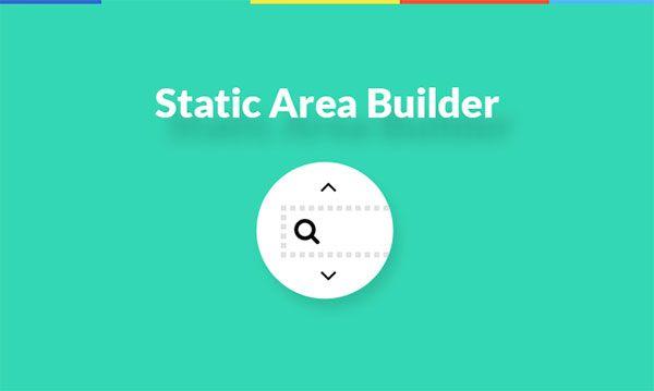 static-area-builder