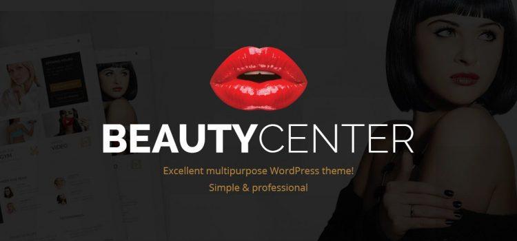 Beauty Salon WordPress Theme Review