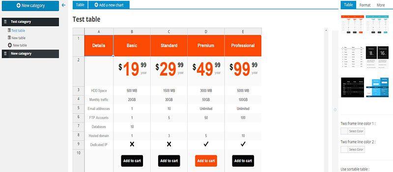 price-table-wordpress