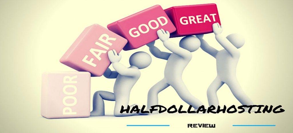 Half Dollar Hosting review