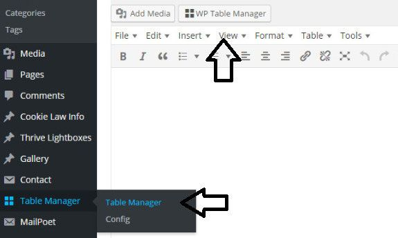 wordpress-table-manager-plugin