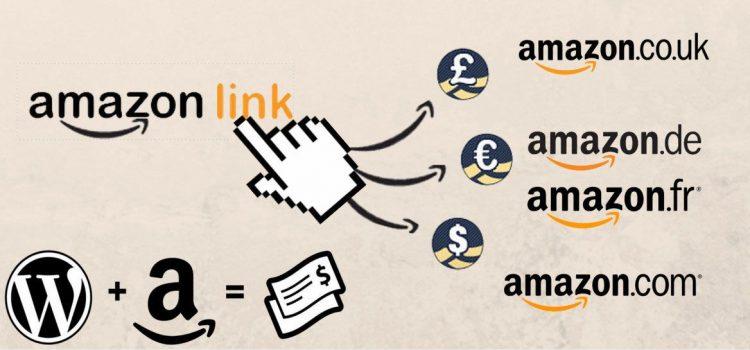 localize amazon affiliate links in wordpress free method