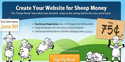 cheap hosting for wordpress coupon fatcow