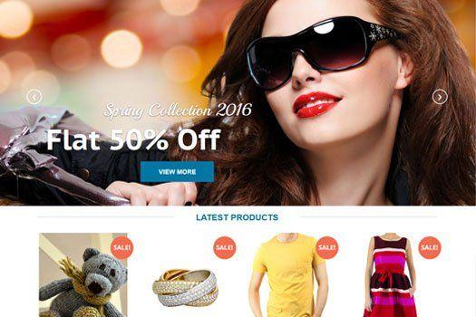 shopfront wordpress theme