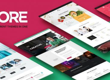 GIVEAWAY: Win 1 of 3 Licenses for The Core Multipurpose WordPress Theme