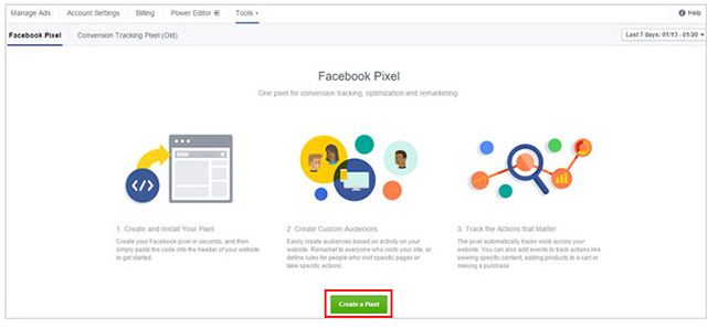 Facebook Conversion Pixel WordPress