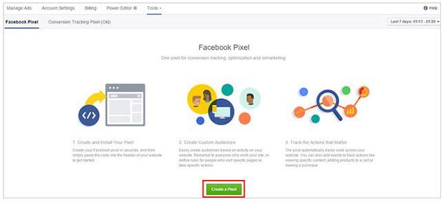Facebook Conversion Pixel WordPress