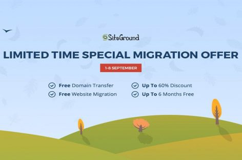 Amazing SiteGround Promo Deal – Offer You Can't Refuse