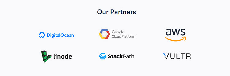 cloudways available providers