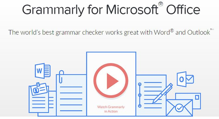 Grammarly Add-In for Microsoft Office