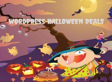 WordPress Halloween Deals 2016