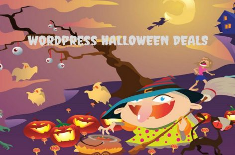 WordPress Halloween Deals 2016